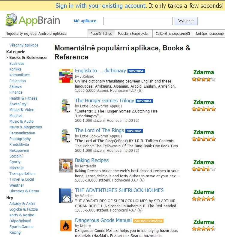 english_to_dictionary appbrain